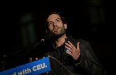 Vádlott lett Fekete-Győr András a Kossuth téri tüntetés miatt