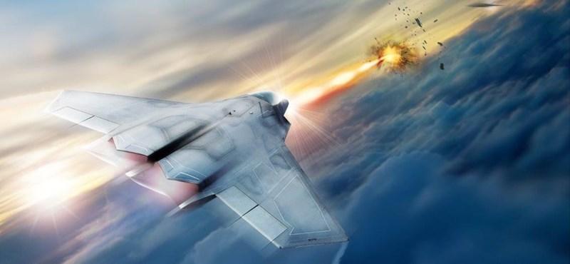 Újabb akadályt vett az amerikai légierő, lézerfegyverrel szerelhetik fel a repülőgépeket