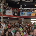 Elárasztják a diákújságírók a Millenárist