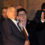 Orbán Krakkóban éjszakázik