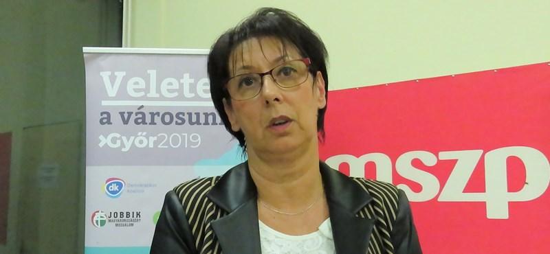 Aláírást gyűjtenek Győrben, hogy lemondassák Borkai Zsoltot