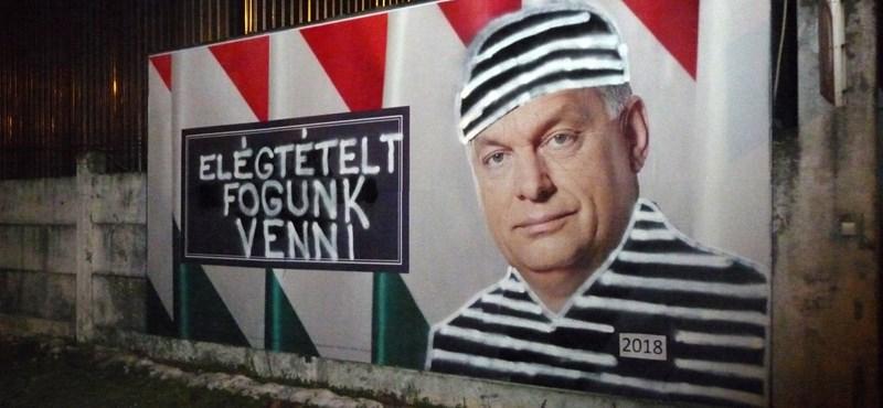 Ab: Nem kell leszedni a Kúria által elmeszelt Fidesz-plakátokat