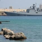 Dróntámadás érhetett egy olajtankert Szíria partjai előtt