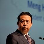Amikor egy kés az üzenet: az Interpol főnöke tudhatta, mi vár rá Kínában