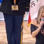 Fergie túltolta az amerikai himnuszt – videó