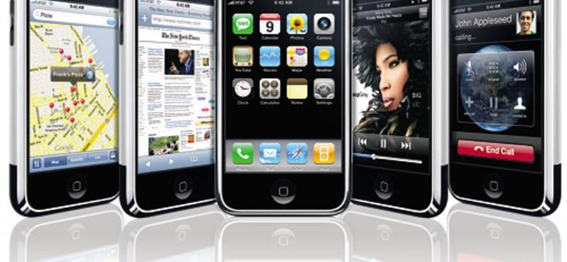 TOP 10 iPhone-játék