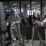 Rengeteg pénzt fordít Kína a koronavírus megállítására