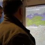 Ónos eső, hózápor, árvízveszély: elérte az ítéletidő az országot