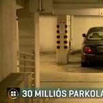 Harmincmilliós parkolási díjat kellene fizetnie a tulajnak, aki egy pécsi szállodában felejtette az autóját