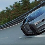 423 km/h-s tempóval száguldott a Bugatti Chiron Sport - videó