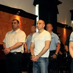 Cozma-gyilkosság: rosszul lett három vádlott az ítélet indoklásakor