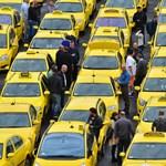 Összefogtak a világ taxisai az Uber ellen