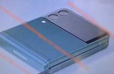 Lefaraghatja az árat a Samsung, olcsóbb lehet a tavalyi modellnél a Galaxy Z Flip 3