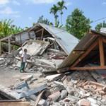 Több százan estek csapdába egy indonéz vulkánon a földrengés után