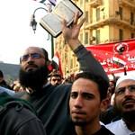 """Vérnyomok a betonon: arab tavasz után """"iszlamista tél"""" Egyiptomban"""