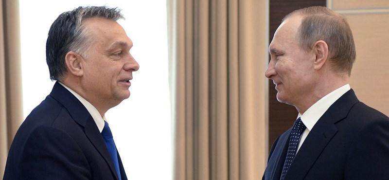 Putyin krími népszavazásához hasonlította Orbán kvótanépszavazását a Politico
