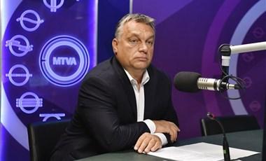 Orbán: 3093 új fertőzöttet találtak, veszélyes pillanatban vagyunk