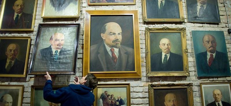 Lenin holttestének konzerválása 54 millió forintba kerül