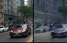 Olyan utcákat rajzol az Nvidia új programja, hogy azt hiszi, a valóságot látja – videó