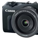Itt a Canon régen várt fotógépe