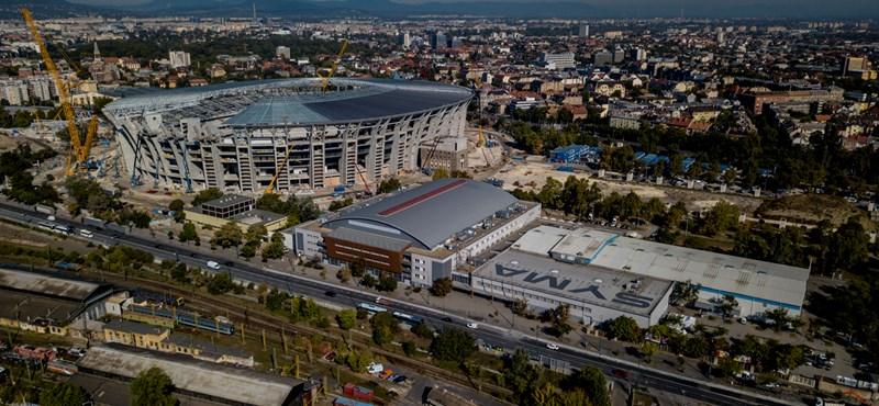 Már megint drágult a Puskás stadion
