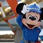 Nem kell félni Mickey egértől - mondta a nagymama Disney Worldben, majd ütlegelni kezdte a jelmezest