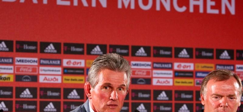 Megvan a Bayern München új edzője