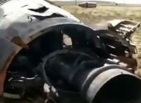 Lakott területre pottyant egy méretes kínai rakétadarab – és valami szivárog belőle