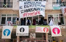 """""""A saját döntésünk, hogy nem felvételizünk az SZFE-re"""" – diákok írtak nyílt levelet Vidnyánszkynak"""