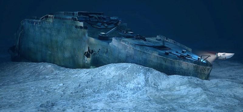 Lemennek a Titanic roncsaihoz, és nem is akármiért