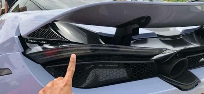 Nem mindig van rossz karmája egy McLarennek – videó