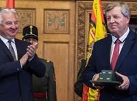 Lánczi András, Stumpf István, Réthelyi Miklós is megkapta a Magyar Érdemrend kitüntetést
