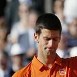 Djokovics ráijesztett a rajongóira