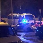 Fradisták és diósgyőri szurkolók verekedtek össze Újpesten