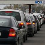 Beállt az M7-es a Balaton előtt egy baleset miatt