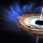 Ilyen egy fekete lyuk hangja, ha beszippant egy csillagot