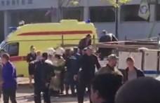 Már a beszláni öldöklést emlegetik a krími iskolai támadással kapcsolatban