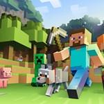 Ennek a fele sem tréfa, bajban lehet, ha a Minecrafttal játszik