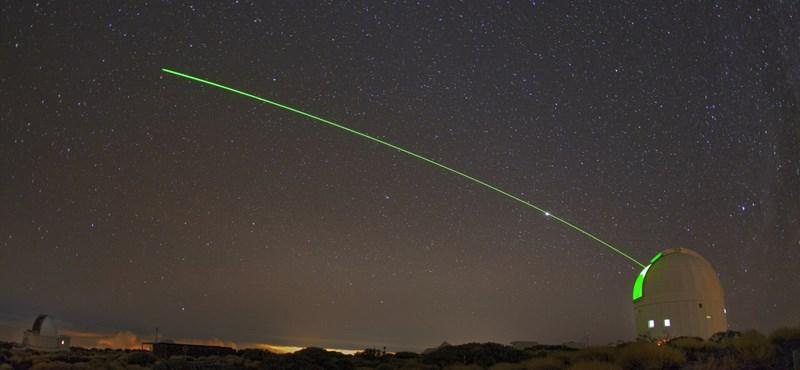Már nappal is észlelhető a Földről az űrszemét
