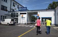 Bezárt a jászberényi Electrolux gyár a polgármester szerint