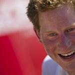 Nem merte lehozni a brit sajtó Harry herceg pucér képeit