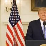 Videóval tért vissza a Twitterre Trump, és elismerte a vereségét