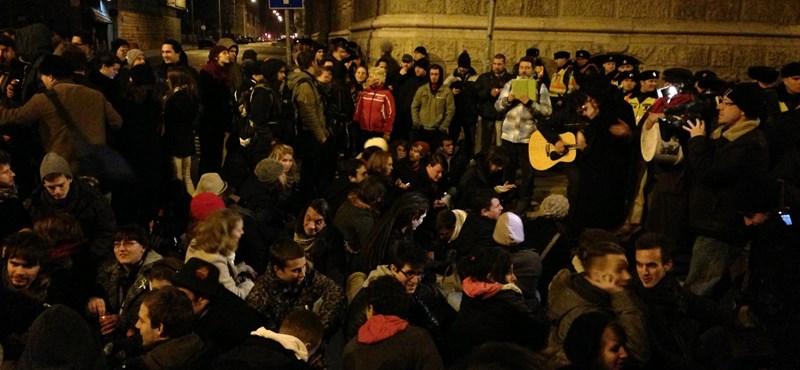 """Giró-Szász: """"a diákoknak joguk van a véleményük kifejezésére, de..."""""""