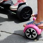 A hoverboardok mind megbuktak, az elektromos rollerek leszerepeltek az ITM tesztjén