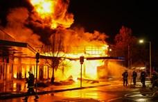 Perceken múlhatott két nő élete a leégett szentendrei Sparban