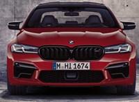 Videó: így uralja az autópályát a 625 lóerős új BMW M5 Competition