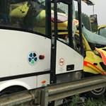 Szolnoki mentőbaleset: jobban vannak a sérültek