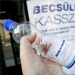 A budapestiek majdnem 40 százaléka fizet a becsületkasszás automatáknál
