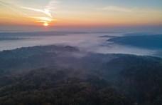 Van, ahol egész nap megmaradhat a köd, máshol napos idő lesz