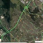 Horrordugó az M0-s déli szakaszán, kerülje el, ha teheti